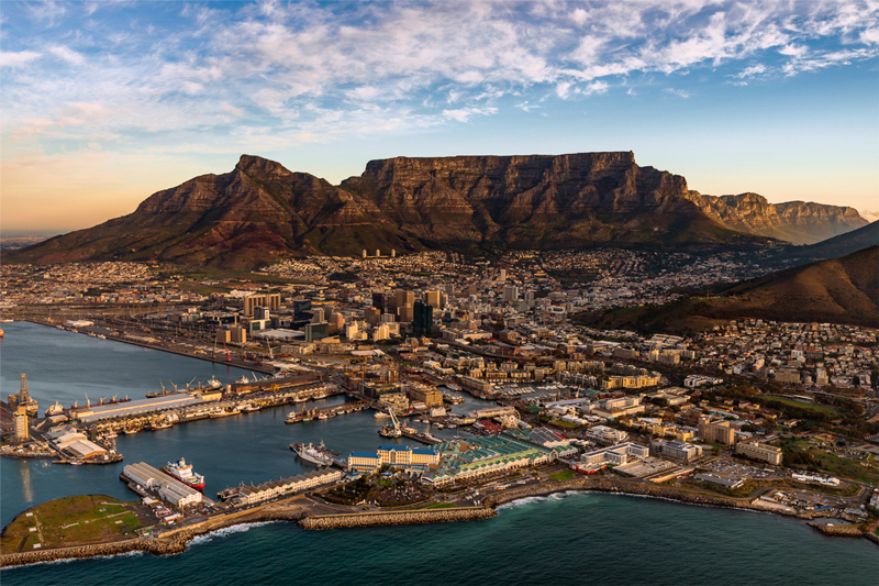 DAY 04 - TABLE MOUNTAIN | CAPE TOWN