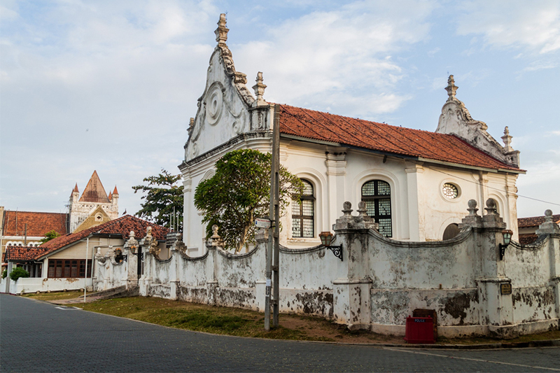 Day 08 - GALLE