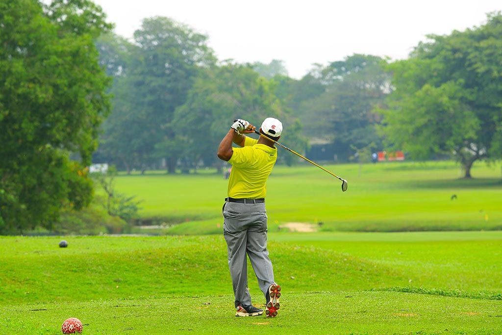 Day 02 - COLOMBO CITY | PLAY GOLF