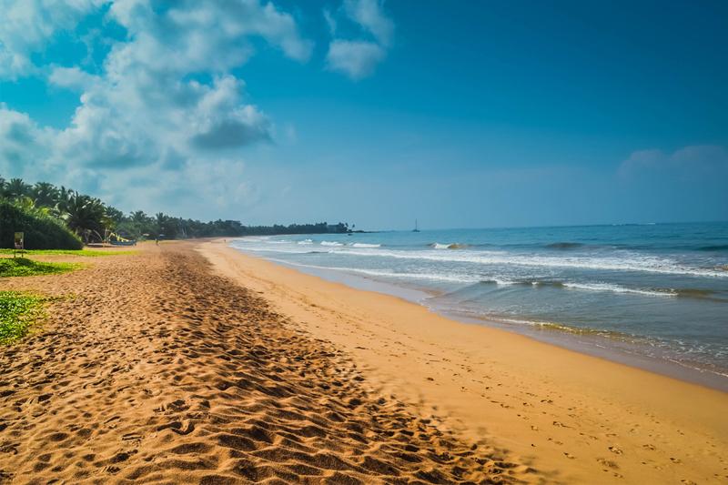 Day 06 - KANDY   WEST COAST BEACH INDURUWA (APPROX. TRAVEL TIME 5 HOURS)