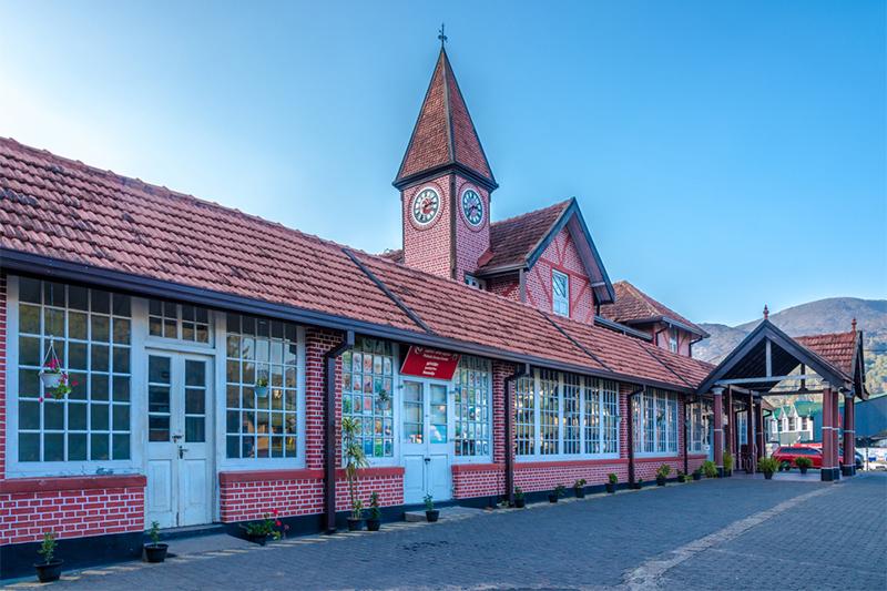 DAY 07 - NUWARA ELIYA | TRAIN RIDE | HAPUTALE  (APPROX TRAVEL TIME 3 HRS)