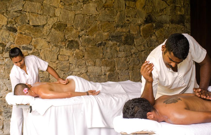 Day 07 - KANDY (SPA TREATMENT)
