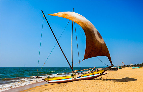 DAY 1 - ARRIVAL | NEGOMBO (APPROX 30 MIN DRIVE)