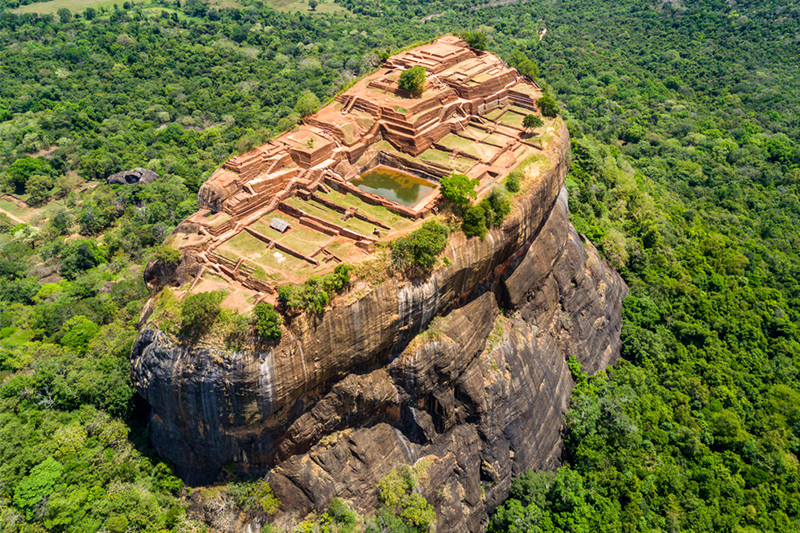 DAY 05 - SIGIRIYA | KANDY (APPROX 2 HRS & 45 MIN TRAVEL TIME)