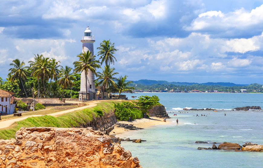 DAY 04 - DAY EXCURSION - GALLE FORT | SOUTH BEACHES