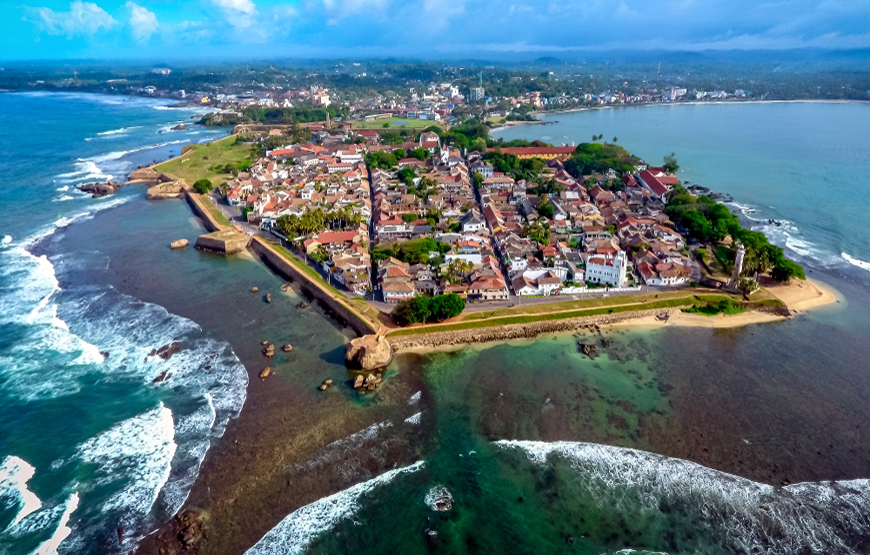 Day 09 - GALLE CITY TOUR